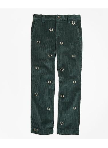 Brooks Brothers Pantolon Yeşil